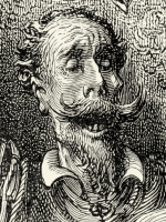 Don Quixote's Sorry Face