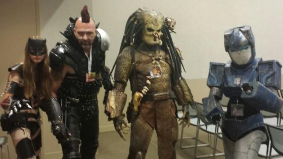 Cosplay - Phoenix Comic Con