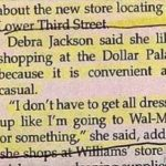 Everything about Debra Jackson and Dollar Palace