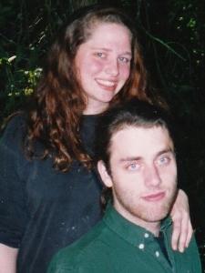 Angela Ellingson and Jason Iverson