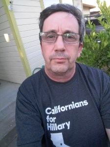 Frank Moraes - Californians for Hillary - Blue State Democrats