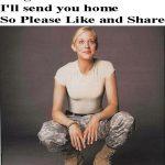 Facebook Fake Featuring Sergeant Jill Stevens