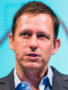 Peter Thiel - Silicon Valley Incompetence