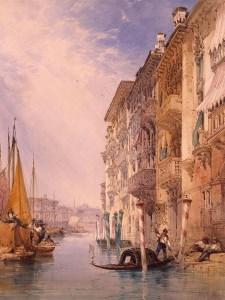 Barcarole - Venetian Boat Song