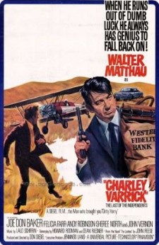 Charley Varrick: One of Many Films Joe Don Baker Almost Destroys