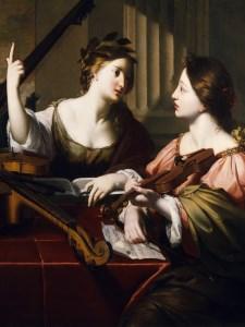 Divine Inspiration of Music - Afflatus