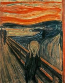 The Scream - Anomie