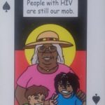 Aboriginal Sex Worker Playing Cards