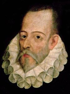 Cervantes - Probably Fake Image