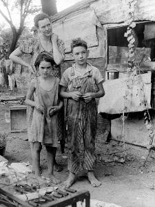 Analyze the Great Depression