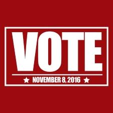 Vote: 8 November 2016