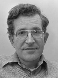 Noam Chomsky 1977