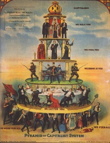 Capitalism - We Work for All; We Feed All