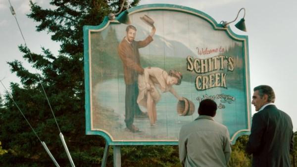 Schitt's Creek - Still From Third Episode: Don't Worry, It's His Sister