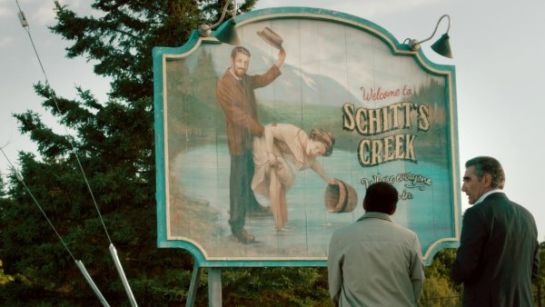 Schitt's Creek - Still From Third Episode: Don't Worry, It's His Sister