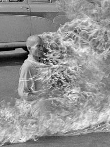 Thích Quảng Đức Self-Immolation - Republican Obamacare Insurance Replacement
