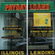 Payday Loans and Government Fines