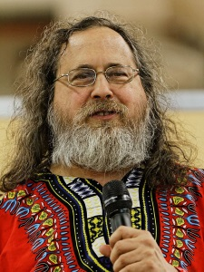 Richard Stallman: In Our Society, Being an Ideologue Is the Best Thing to Be