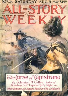 Zorro - The Curse of Capistrano