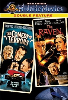 The Raven / Comedy of Terrors - The Raven Is Wrong About the Word Vegetarian