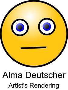 Alma Deutscher - Artist's Rendering