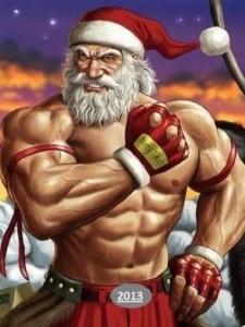Alpha Santa