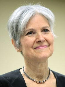 The Effect of Jill Stein Voters on the 2016 Election