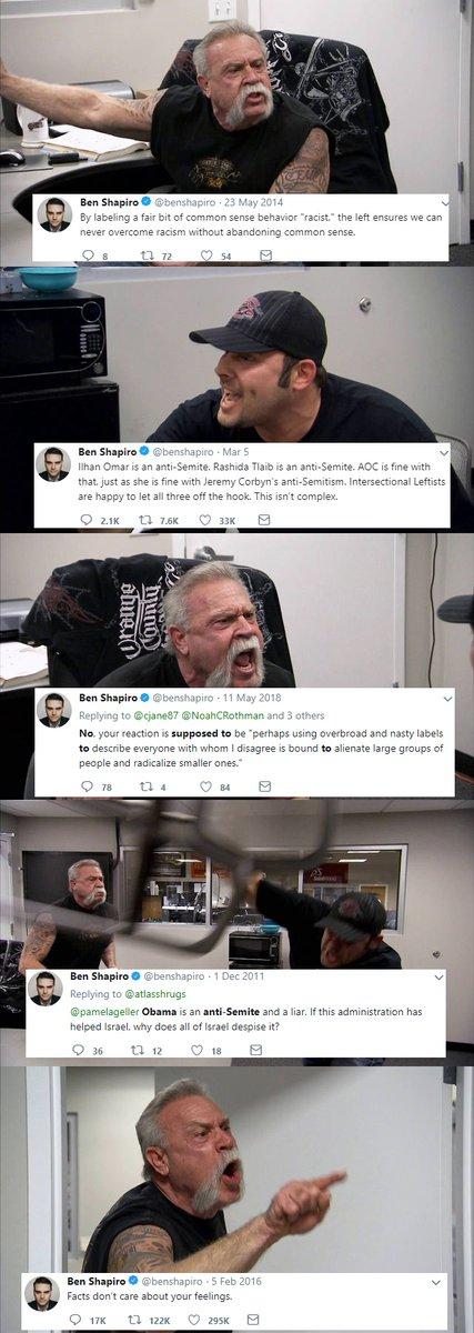 Ben Shapiro Antisemitism Hypocrsy