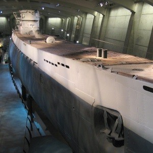 U-505 at Museum of Science and Industry