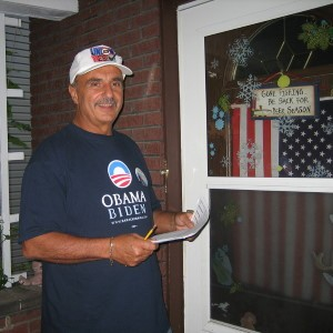 Bill George Canvassing