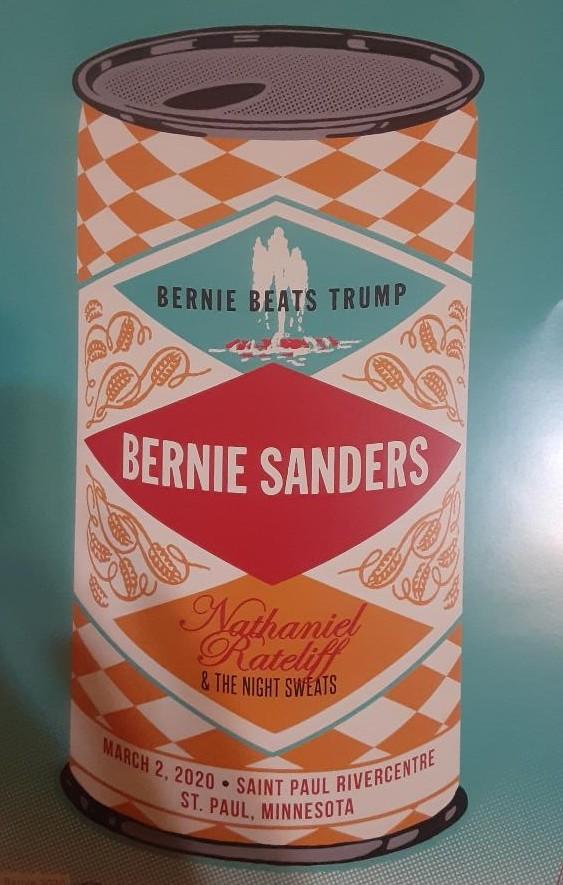 Sanders Poster