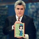 Jay Leno and Monica Lewinsky