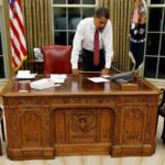 The Strange and Awful Origins of the Resolute Desk